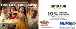 Amazon Rupay Offer