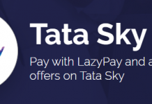 LazyPay Offer