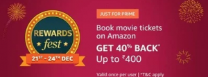 Amazon Movie Offer