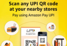 Amazon Scan & Pay