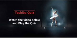 Amazon Toshiba Quiz Answers