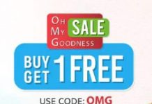 Mamaearth OMG Sale - Buy 1 Get 1 Free