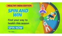 Amazon Great Indian Sale – Spin & Win