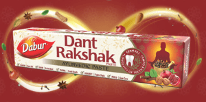 Free Sample Of Dabur DantRakshak Toothpaste