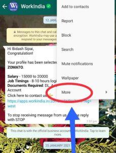 Import Whatsapp chat into telegram